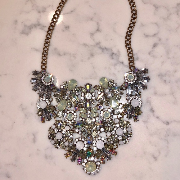 Francesca's Collections Jewelry - CRYSTAL Bib Necklace